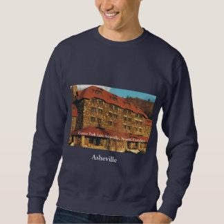 人の果樹園公園のインのスエットシャツ スウェットシャツ