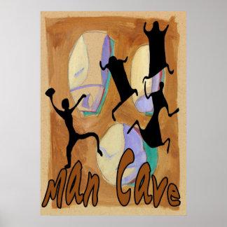 人の洞窟の印2 ポスター