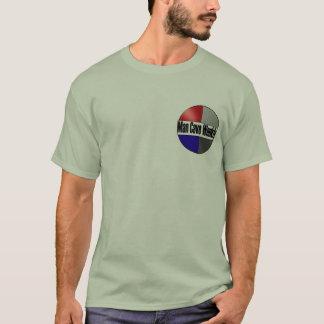 人の洞窟の週間ティー Tシャツ