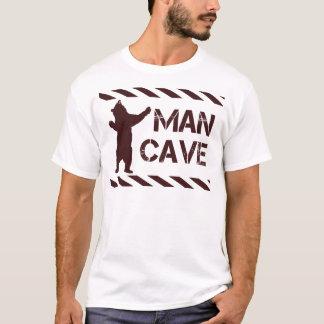 人の洞窟 Tシャツ