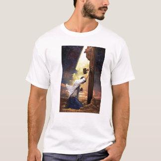 人の祈ること Tシャツ