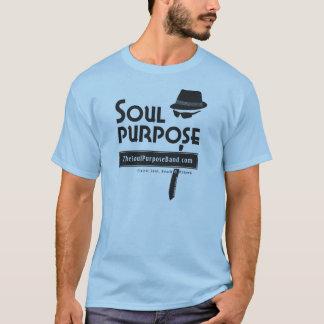 人の精神の目的バンド基本的なTシャツ Tシャツ