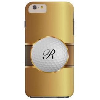 人の贅沢なゴルフビジネス TOUGH iPhone 6 PLUS ケース