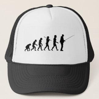 人の進化 キャップ