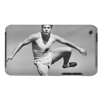 人の飛び越すこと Case-Mate iPod TOUCH ケース