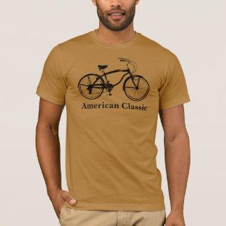 """人の""""アメリカのクラシック"""" Tシャツ"""