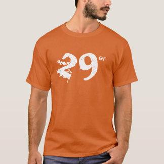 """人の""""29er""""のワイシャツ tシャツ"""