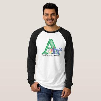 人のANNのコミュニティ長袖のTシャツ Tシャツ