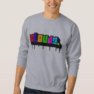 人のCloud9 8Bitのセーター スウェットシャツ
