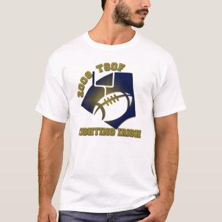 人のmicrofiberのTシャツ(銀) Tシャツ