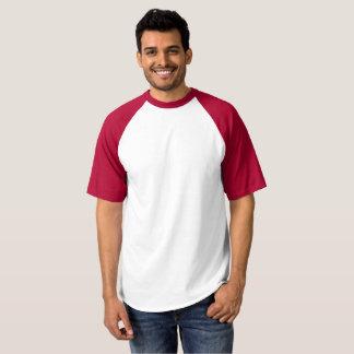 人のRaglanの野球のTシャツ Tシャツ