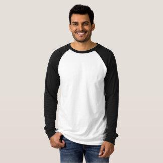人のRaglanの長袖のTシャツ Tシャツ