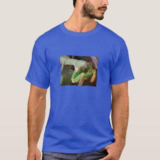 人のTシャツ-カマキリを祈ること Tシャツ