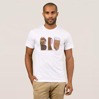 人のTシャツ ブリュッセルは、あります(BRU) Tシャツ
