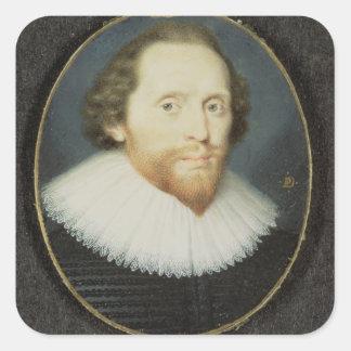 人はウィリアムハーバートのPembroの第3伯爵であると言いました スクエアシール