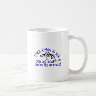人を教えて下さい コーヒーマグカップ