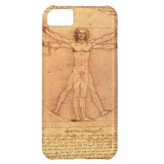 人体のレオナルド・ダ・ヴィンチの解剖学の勉強 iPhone5Cケース