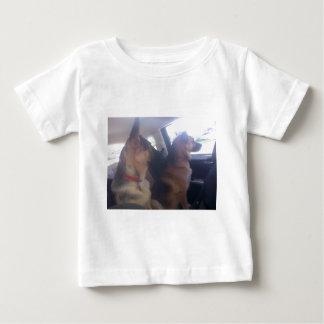 人員の保護 ベビーTシャツ