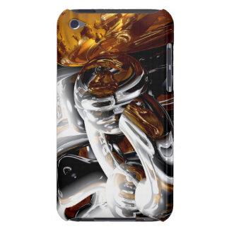 人工受粉の抽象芸術 Case-Mate iPod TOUCH ケース
