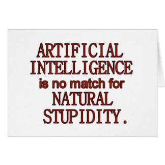 人工知能 カード