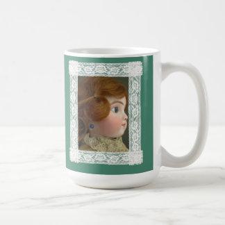 人形の恋人はより多くのおもしろいのSteinerのプロフィールのマグを持っています コーヒーマグカップ