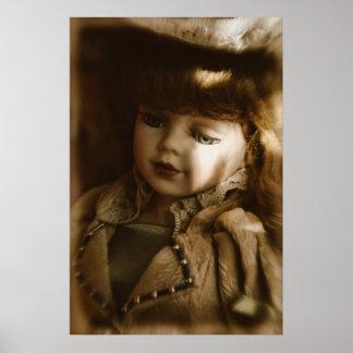 人形 ポスター