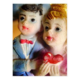人形 ポストカード