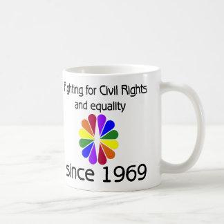 人権 コーヒーマグカップ