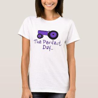 人気があるなトラクター Tシャツ