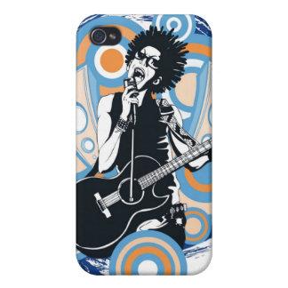 人気歌手 iPhone 4 カバー