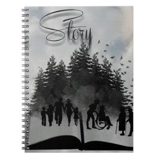 人生の歴史9 ノートブック