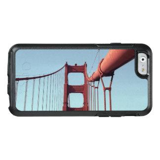 人目を引くゴールデンゲートブリッジの写真 オッターボックスiPhone 6/6Sケース