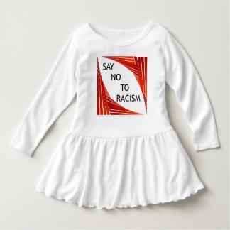 人種的優越感を拒否して下さい ドレス