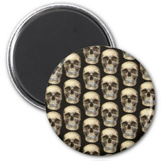人間のスカルのゴシック冷却装置磁石 マグネット
