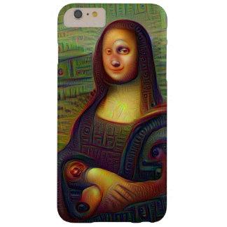 人間の特徴をもつモナ・リザ BARELY THERE iPhone 6 PLUS ケース