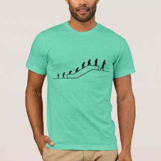人間の第2床 Tシャツ