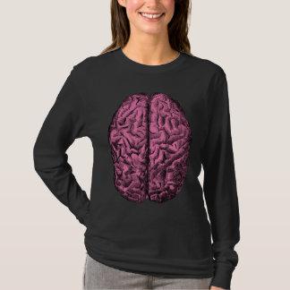 人間の解剖学の頭脳 Tシャツ