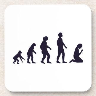 人間の進化、姿、ギフト コースター