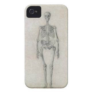 人間の骨組、シリーズからの前方の眺め、 Case-Mate iPhone 4 ケース