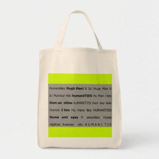人間のnit トートバッグ