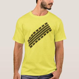 人間のSpeedbumpのロゴのティー Tシャツ