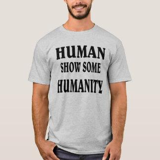 人間ショー人間性! Tシャツ