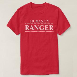 人間性のレーンジャー Tシャツ
