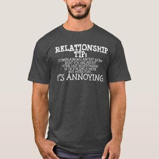 人間関係の先端 Tシャツ