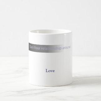 人間関係、愛 モーフィングマグカップ