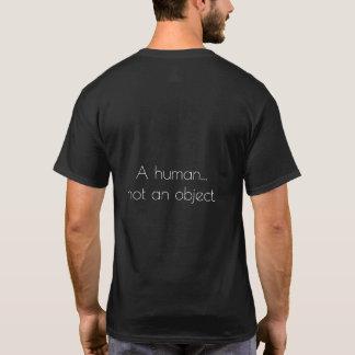 人間…ない目的 Tシャツ