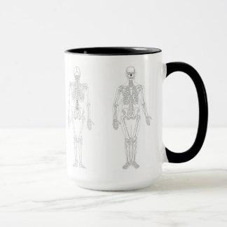 人間 マグカップ