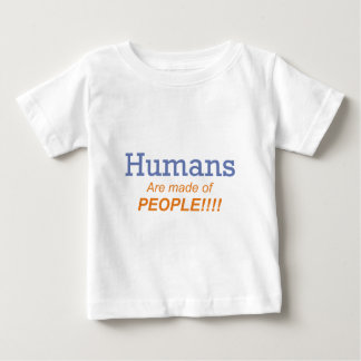人間/人々 ベビーTシャツ
