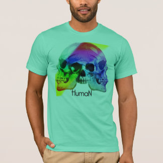人間 Tシャツ