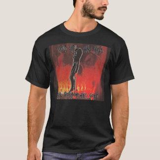 人食いのホロコーストを起こし、殺して下さい Tシャツ